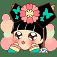 中國公主花玉
