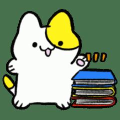 木村書店のきむねこちゃん