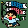 日本の年中行事・風物詩スタンプ
