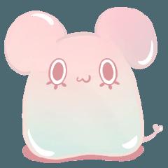 2020可愛QQ鼠(賀新年)
