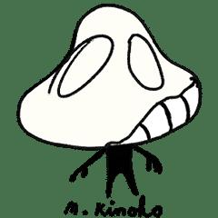 m. Kinoko