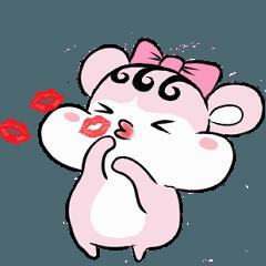 Dukdik Sweet Cute Hamsters