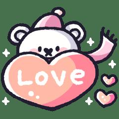 Hart Bear lovelove
