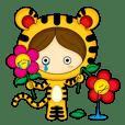 ✿ KUKU Tiger 【哭哭小虎】
