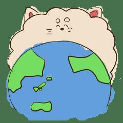 SDGsに詳しいポメちゃん