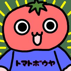 トマトボウヤ(日常)