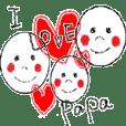Ilovepapa(English)