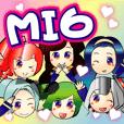 MI6 Hakataben Sticker