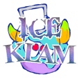 ICEKLAM GAME Sticker