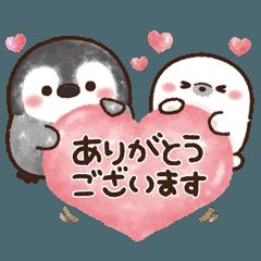 Pastel Penguin -Feeling-