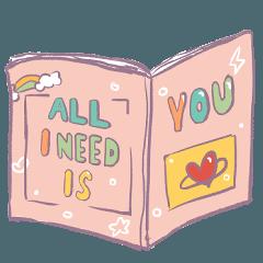 All i Need is U