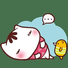 Ellya的美短貓和牠的小老鼠好朋友(中文版)