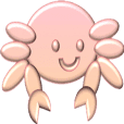 プチセレブ・蟹