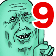 Mrジェイムス9