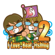 I Love Boat Fishing second edition