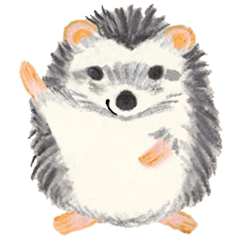 小刺蝟HARIBO