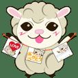 Daily conversation of sheep of Mumu
