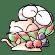 Onayami Panda & Necoco Cat