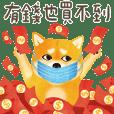 預防病毒口罩篇 赤柴犬BUI (VOL.9)