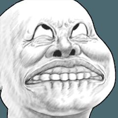 Skin head 20 moves (no dialogue)