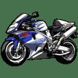 バイク(ツーリング2)