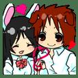 Bunny-ish girls&Dog-ish boys