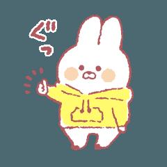 Muu-chan bunny 2