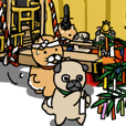 Proper Use Event (Shiba&Pug)