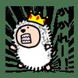 王様ハリネズミ