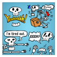 Bone Bone Skeleton (language:English)