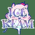 ICEKLAM VALENTINE Sticker