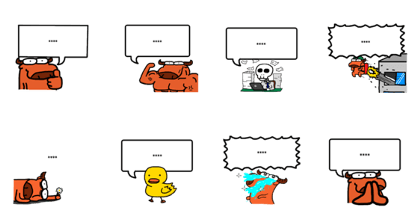 Mookun custom message