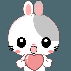 Vanilla The cute rabbit 2