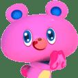 ponpon bear