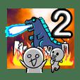 トク&マク-sticker ver.2--プラス!
