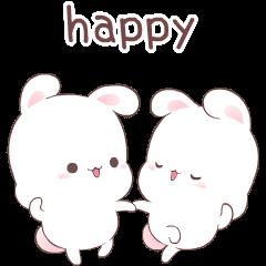 Happy Bunny 8 - Sweetness