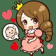 姫は妊婦なう。
