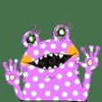 """Frog """"kerokero"""""""