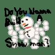 Mr.Snow man