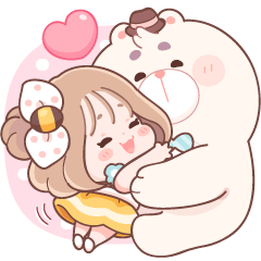 Honey & Mr.Bear : Warm and Fluffy [EN]