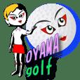 OYAMA golf