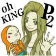 KING P 2