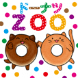 Donut ZOO -Happy Amusing Animals-