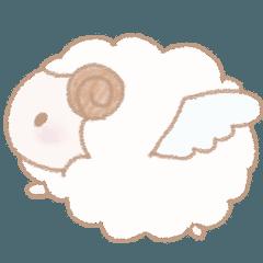 Hitsuji-chan [ ugoku sutanpu ]