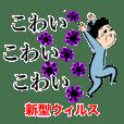 コロナウィルス怖い~男の子編