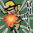 Kareta-koe's Sticker