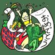 野菜の妖怪