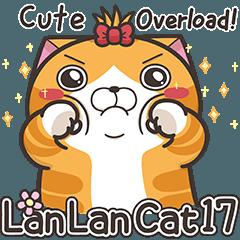 白爛貓17☆三八阿花一朵花☆ (英語版)