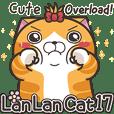 Lan Lan Cat 17 (EN ver.)