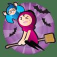 Liz & Sean (Halloween)